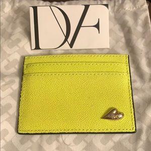 New Diane vonFurstenberg Card wallet
